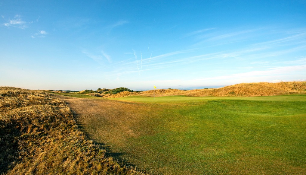 Brent Knoll Bowl competition at Burnham & Berrow Golf Club